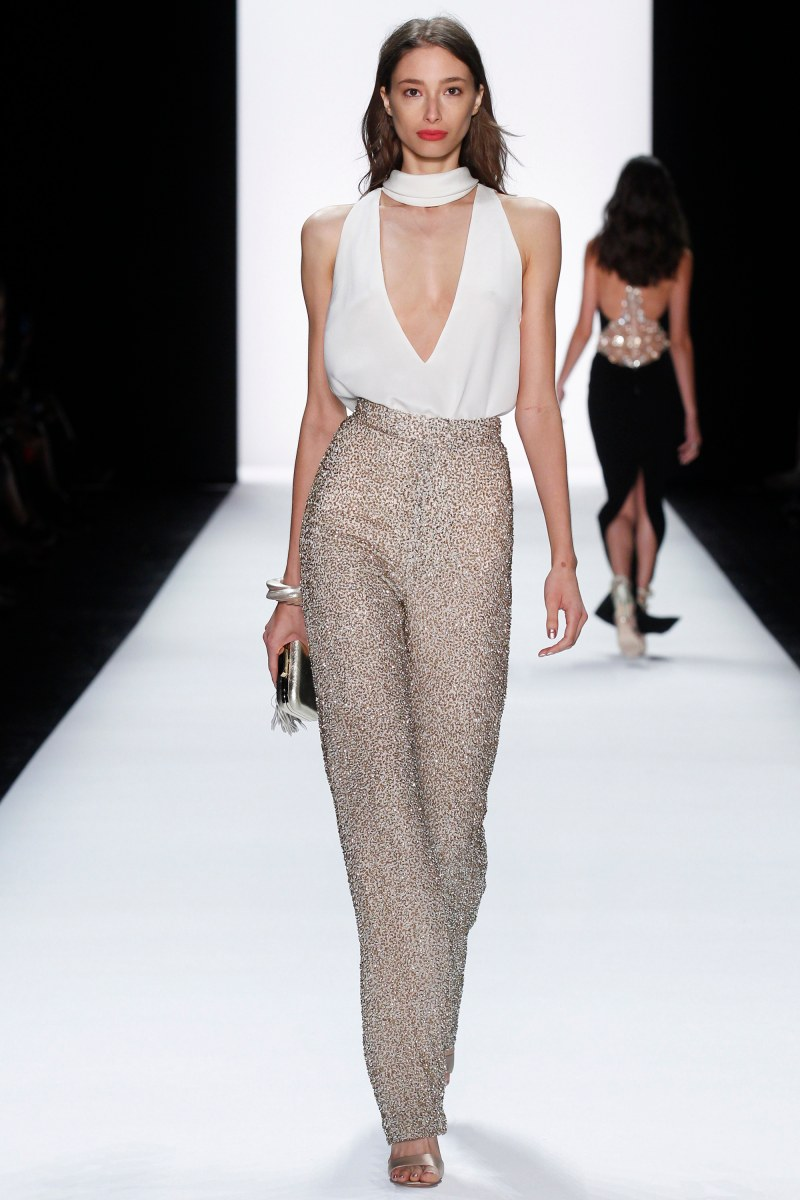 Badgley Mischka Ready To Wear SS 2016 NYFW (21)