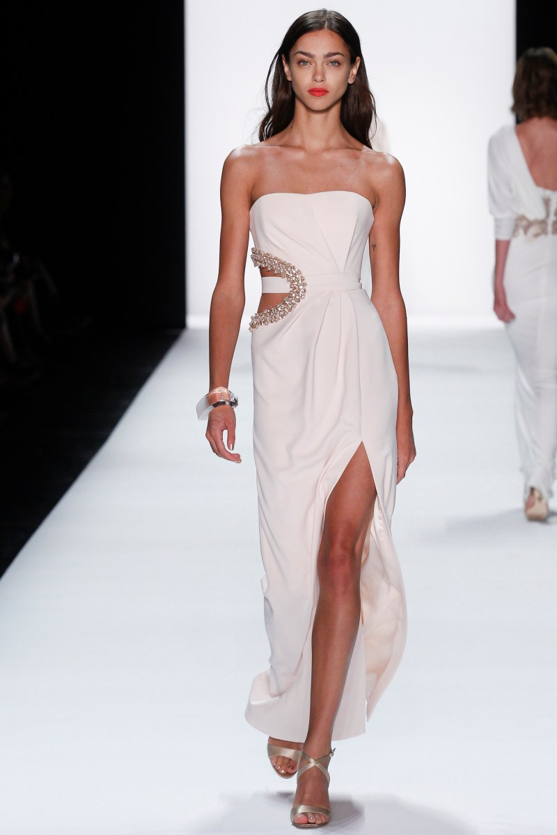 Badgley Mischka Ready To Wear SS 2016 NYFW (27)