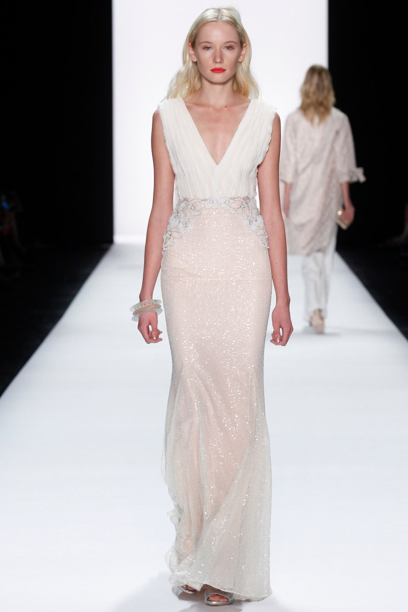 Badgley Mischka Ready To Wear SS 2016 NYFW (29)