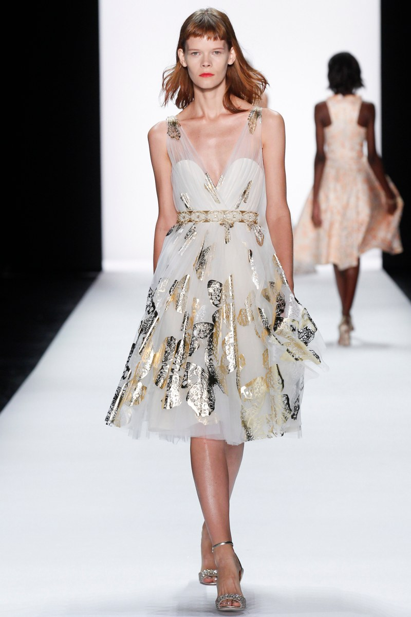 Badgley Mischka Ready To Wear SS 2016 NYFW (36)