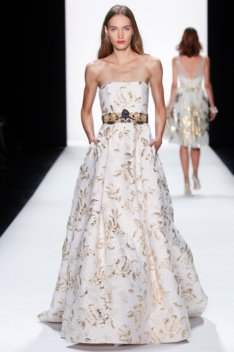 Badgley Mischka Ready To Wear SS 2016 NYFW (37)