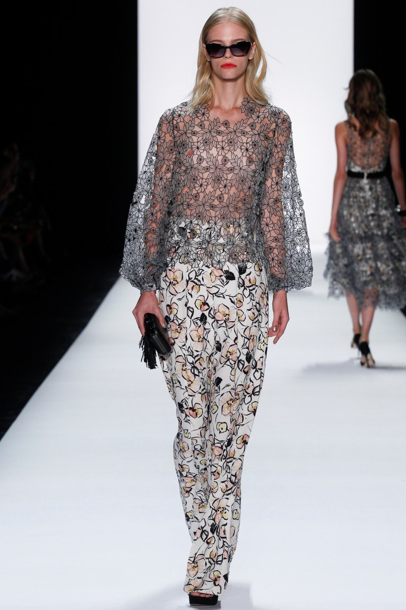 Badgley Mischka Ready To Wear SS 2016 NYFW (5)