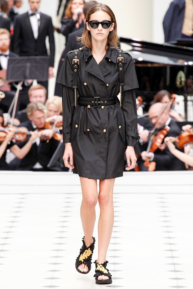 Burberry Prorsum Ready To Wear SS 2016 LFW (16)