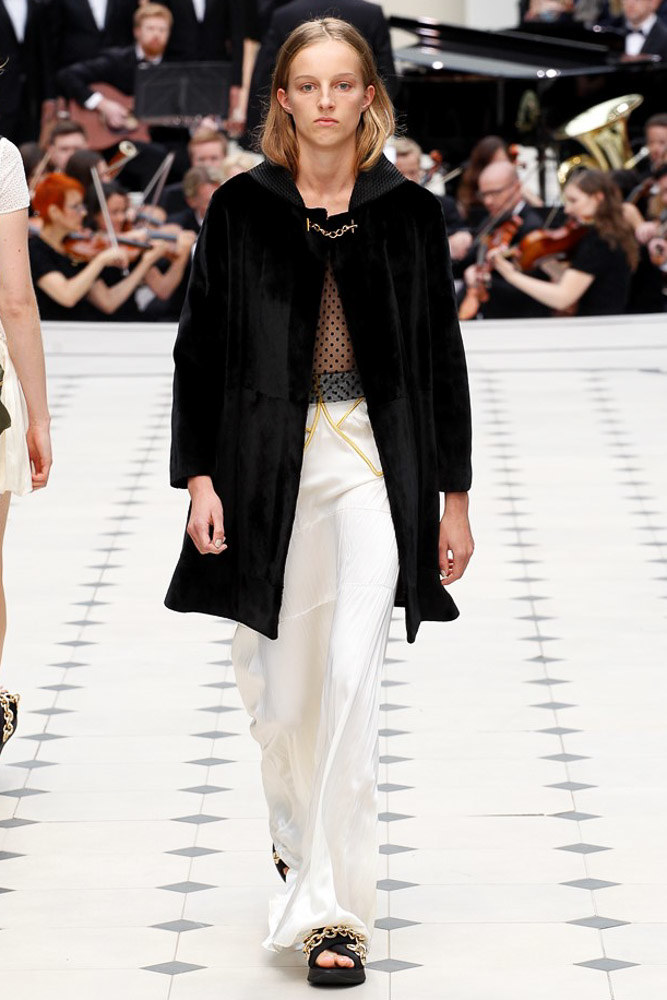 Burberry Prorsum Ready To Wear SS 2016 LFW (39)