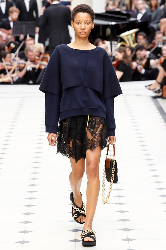 Burberry Prorsum Ready To Wear SS 2016 LFW (42)