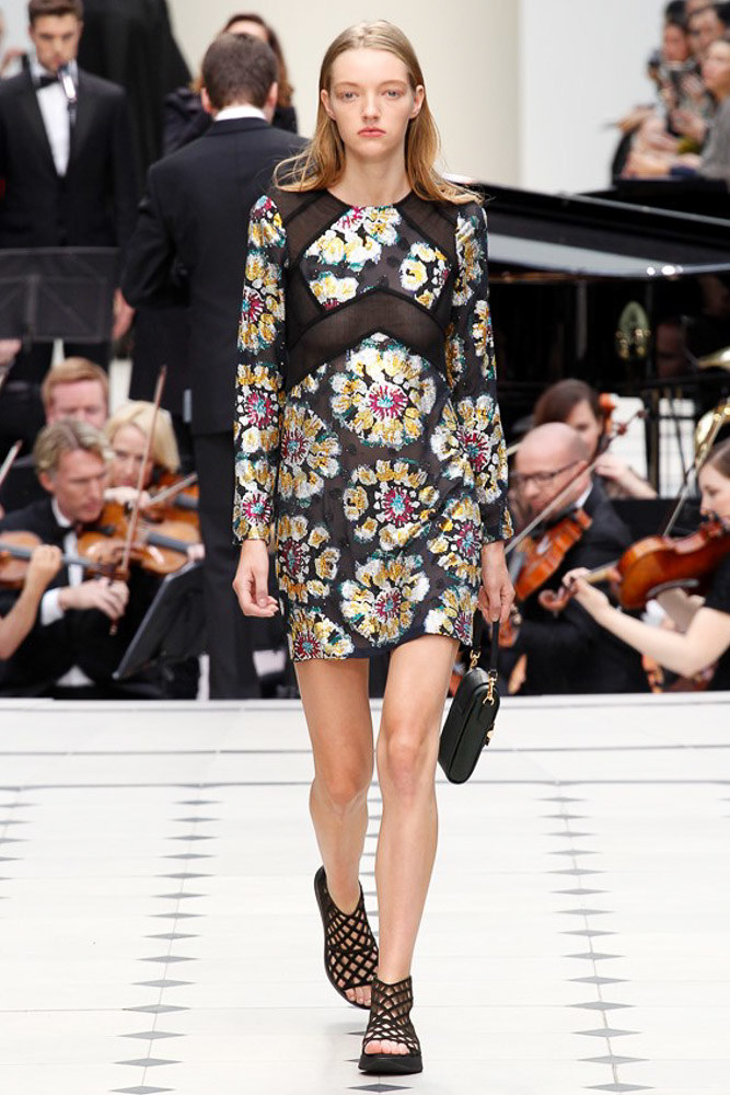 Burberry Prorsum Ready To Wear SS 2016 LFW (48)