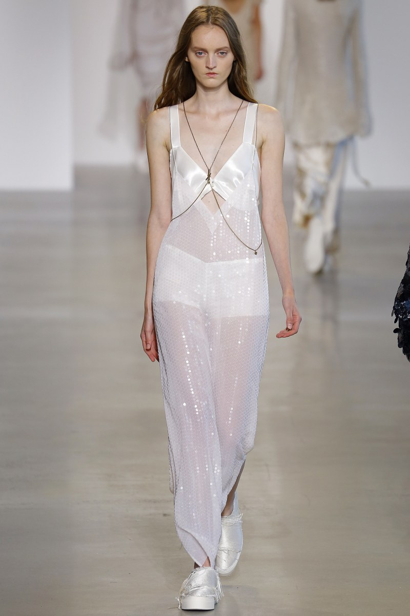 Calvin Klein Collection Ready To Wear SS 2016 NYFW (37)