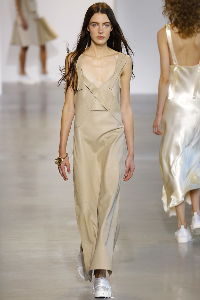 Calvin Klein Collection Ready To Wear SS 2016 NYFW (6)