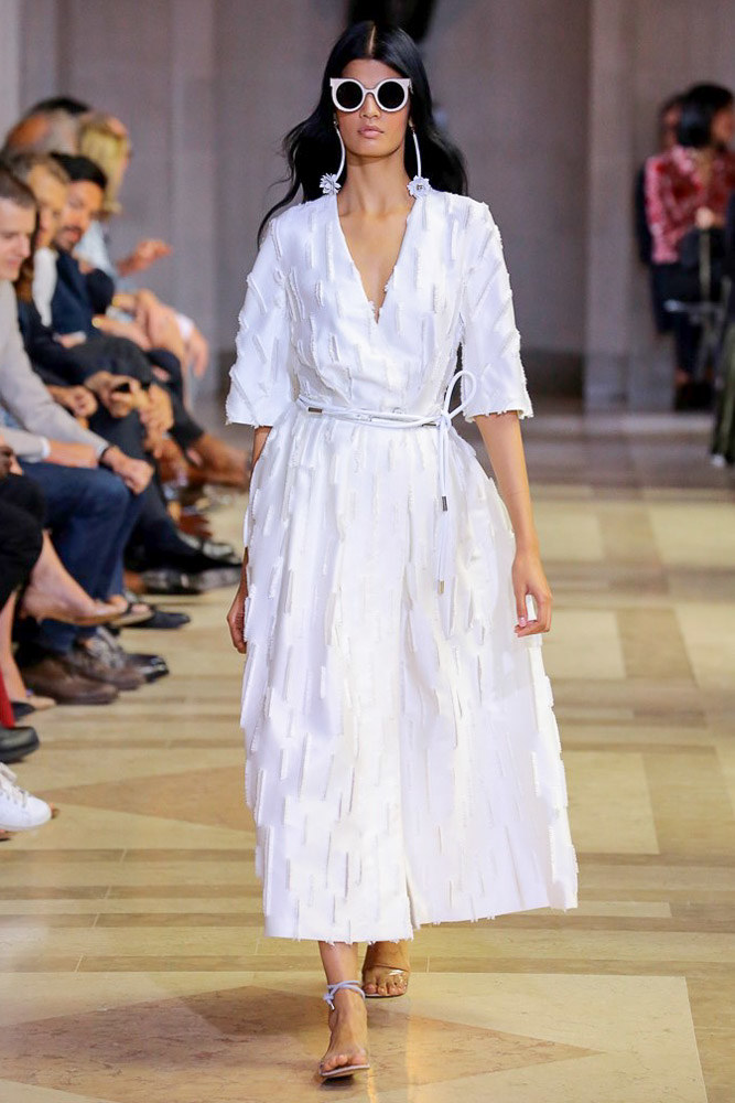 Carolina Herrera Ready To Wear SS 2016 NYFW (34)