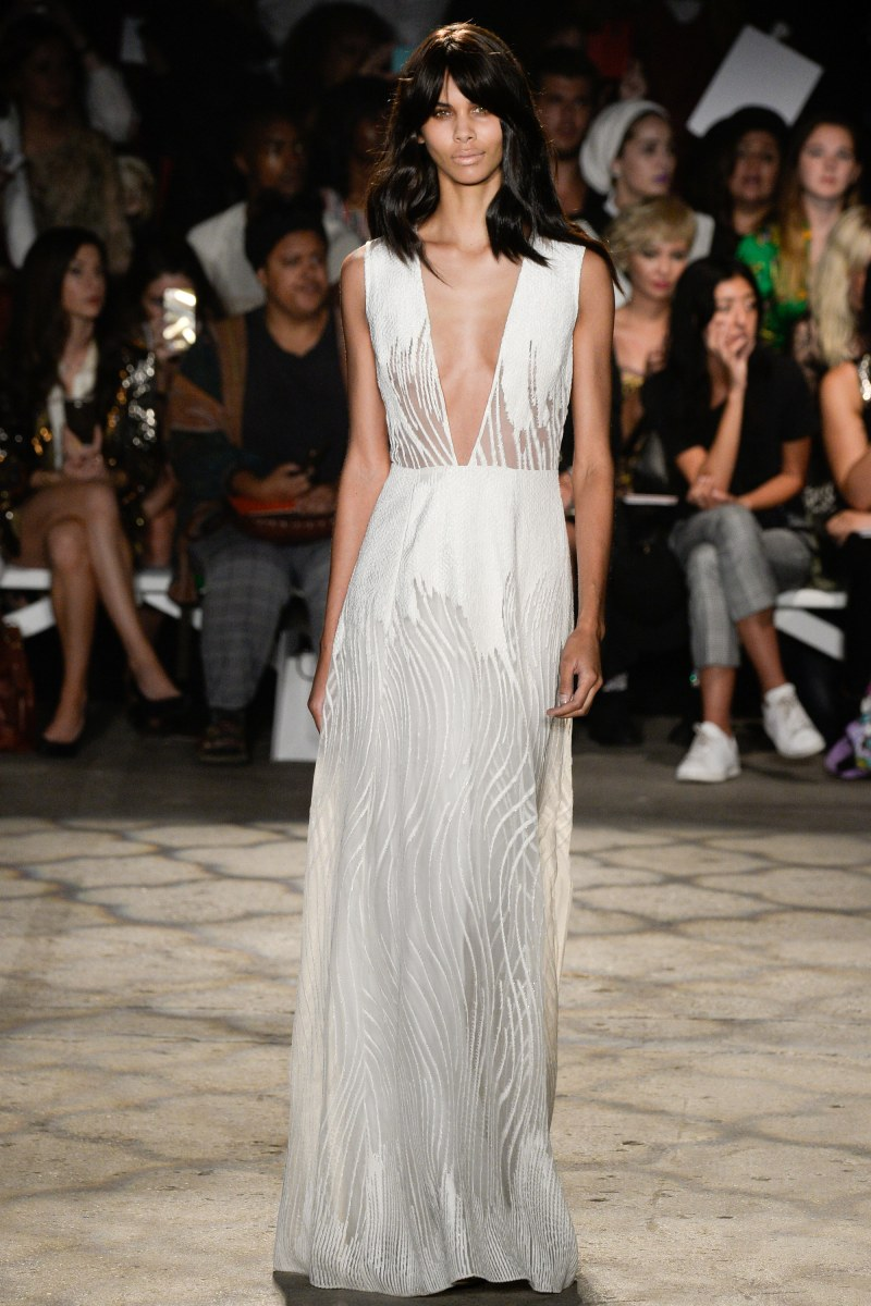 Christian Siriano Ready To Wear SS 2016 NYFW (13)