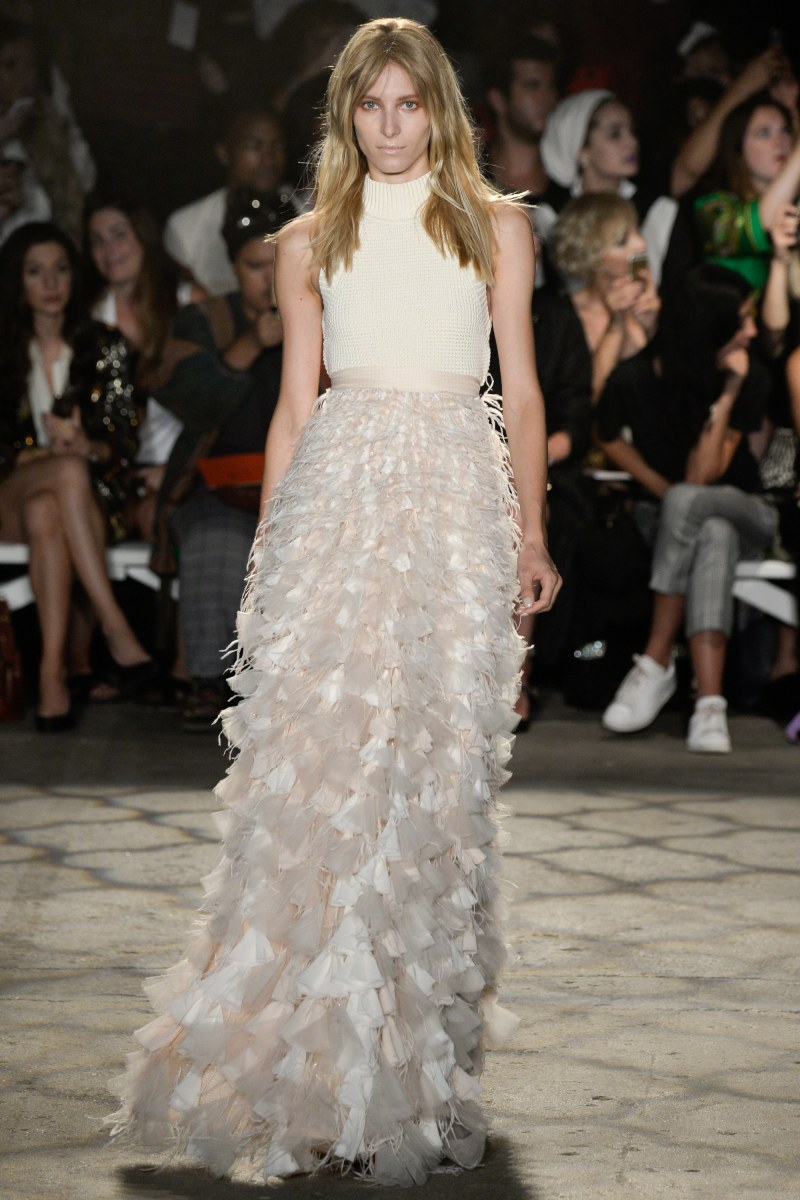 Christian Siriano Ready To Wear SS 2016 NYFW (37)