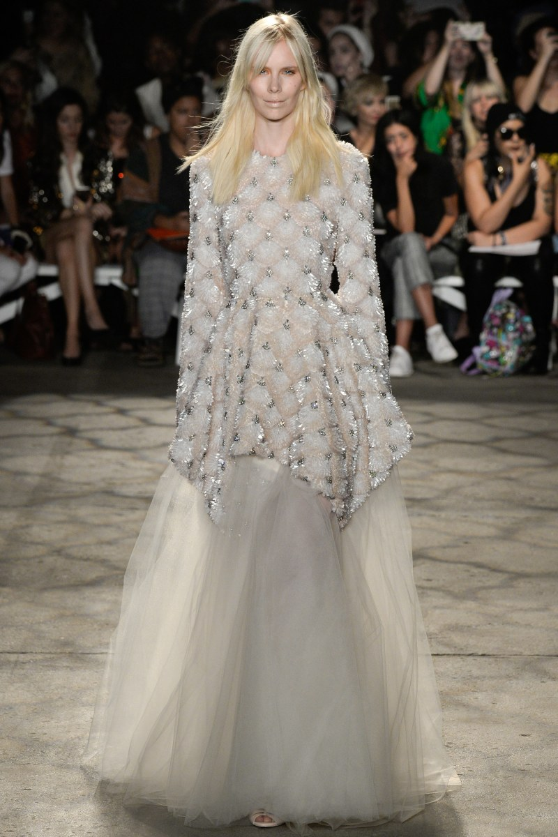 Christian Siriano Ready To Wear SS 2016 NYFW (45)