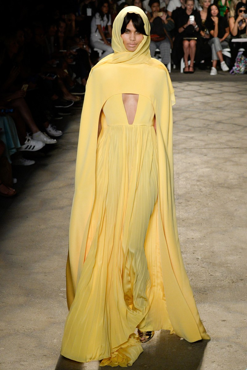 Christian Siriano Ready To Wear SS 2016 NYFW (49)