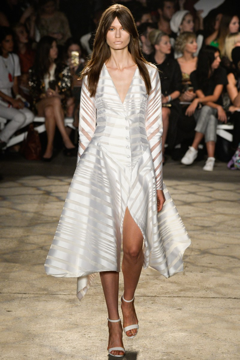 Christian Siriano Ready To Wear SS 2016 NYFW (8)