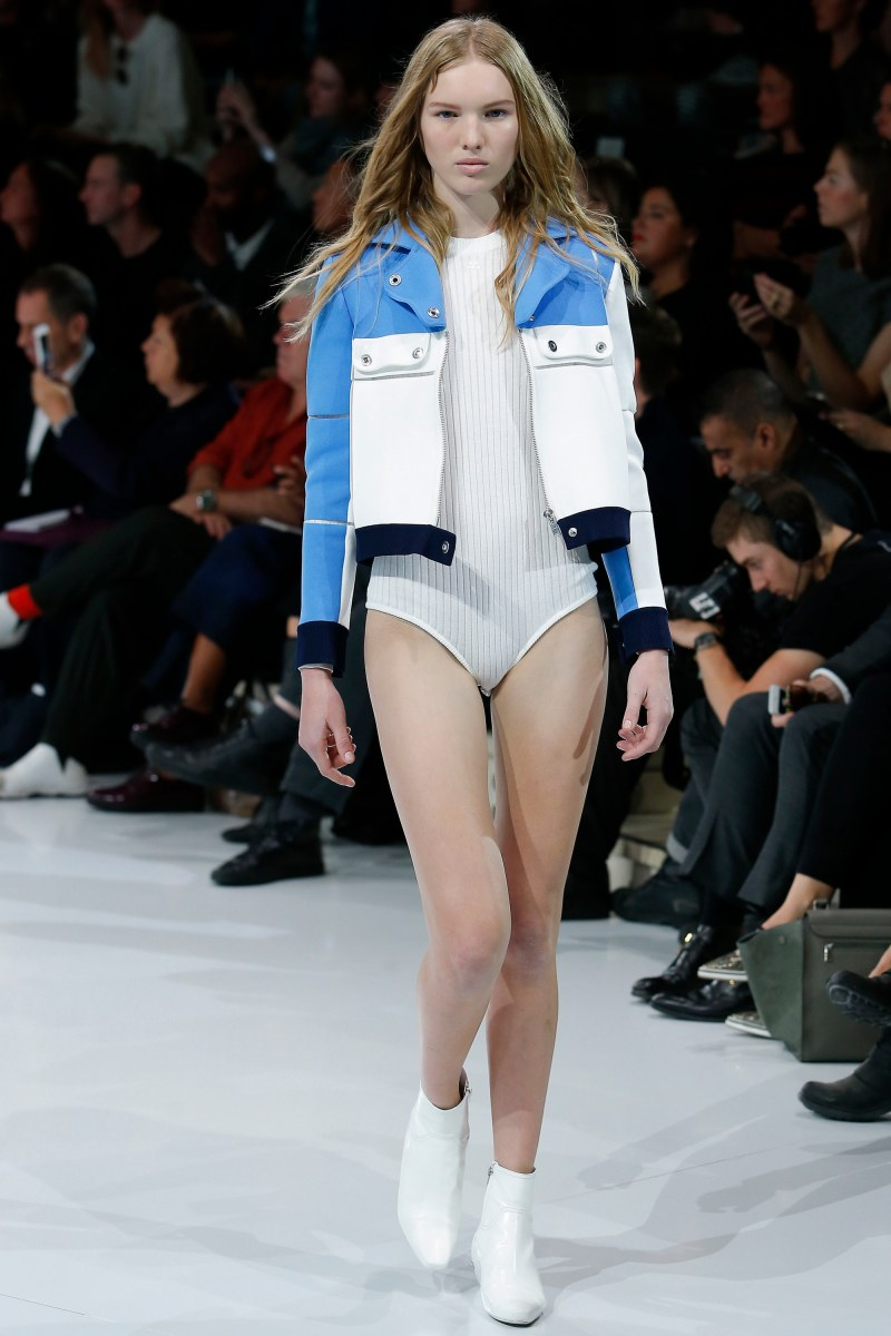 Courrèges Ready To Wear SS 2016 PFW (2)