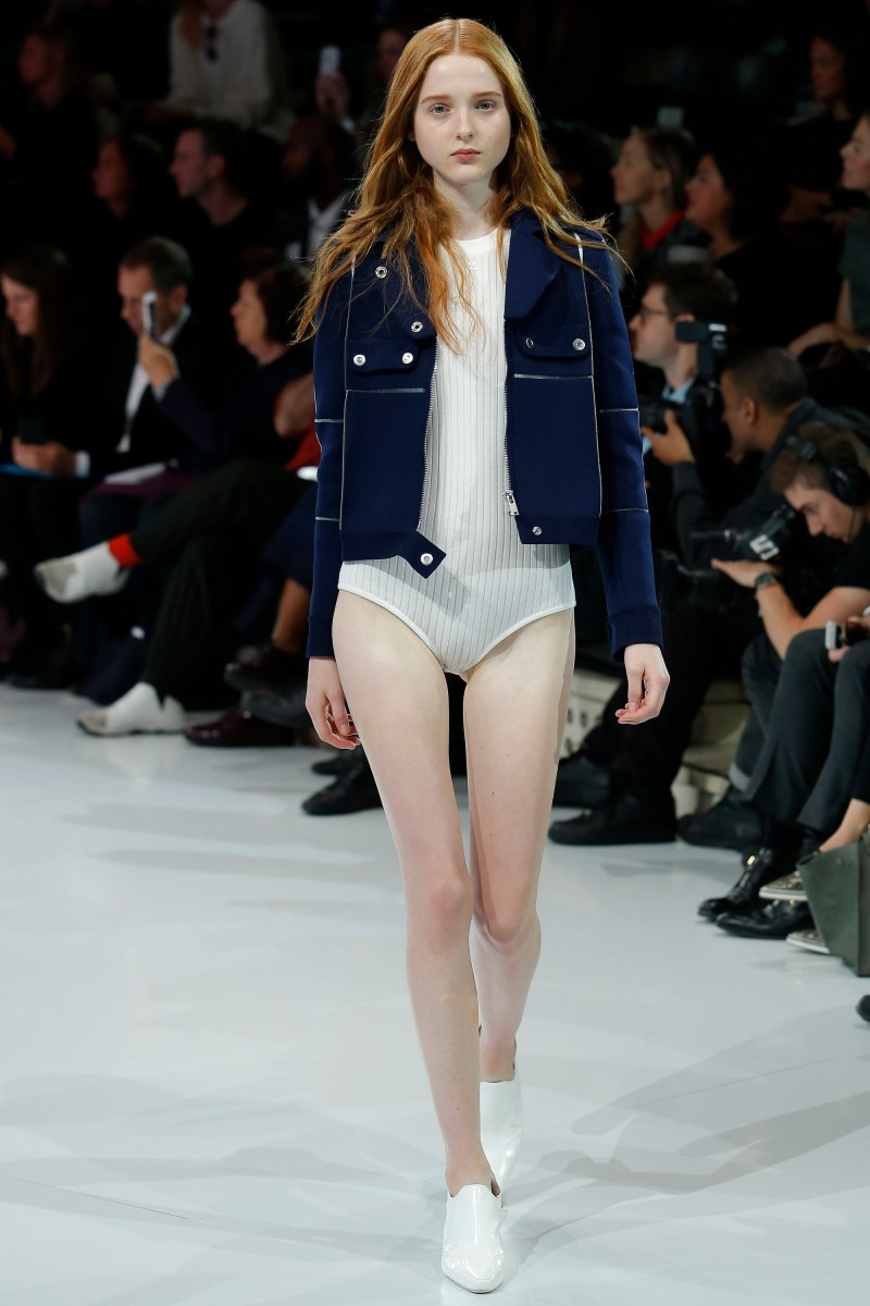 Courrèges Ready To Wear SS 2016 PFW (4)