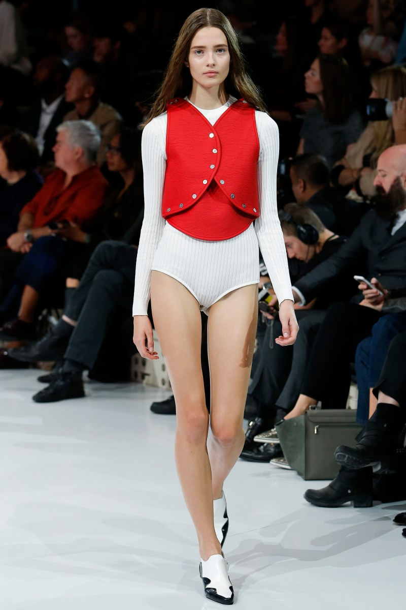 Courrèges Ready To Wear SS 2016 PFW (41)
