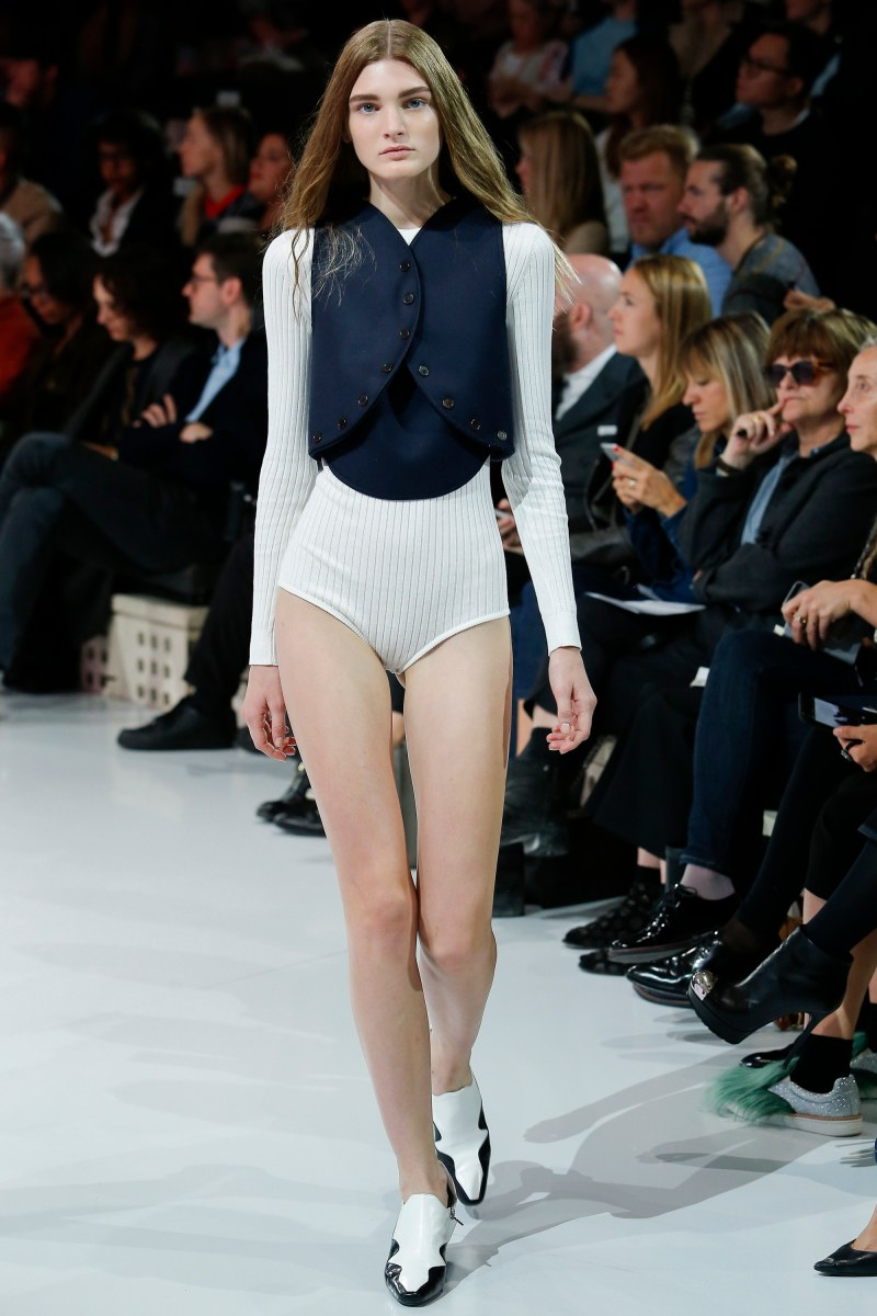 Courrèges Ready To Wear SS 2016 PFW (42)