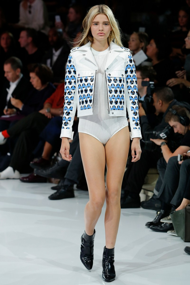 Courrèges Ready To Wear SS 2016 PFW (5)