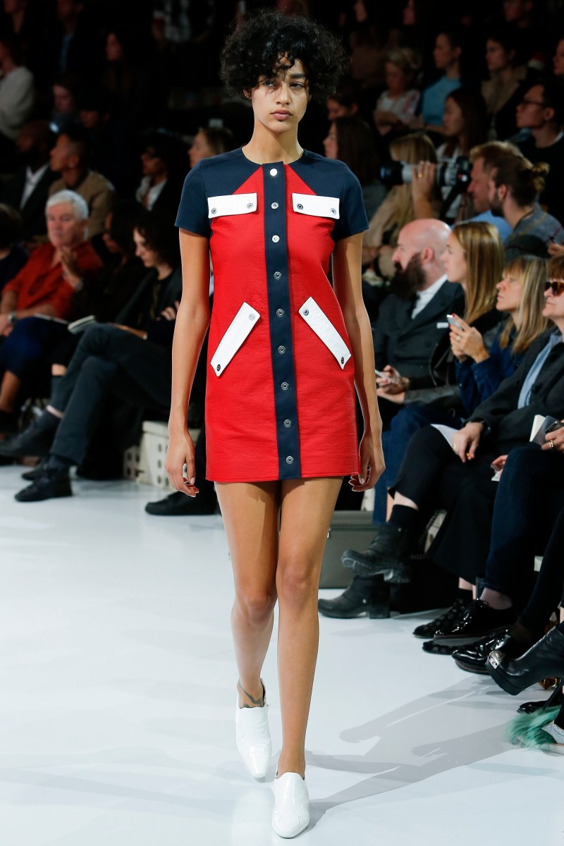 Courrèges Ready To Wear SS 2016 PFW (60)