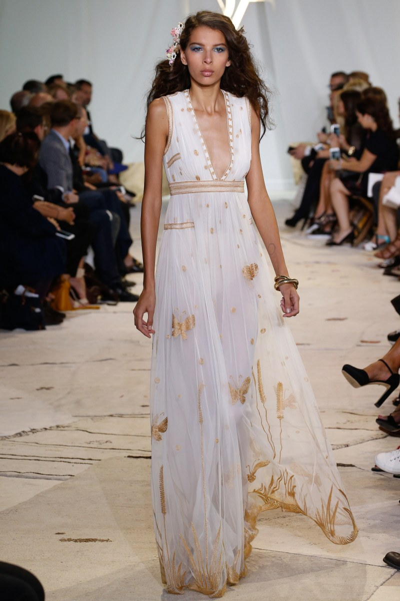 Diane von Furstenberg Ready To Wear SS 2016 NYFW (12)