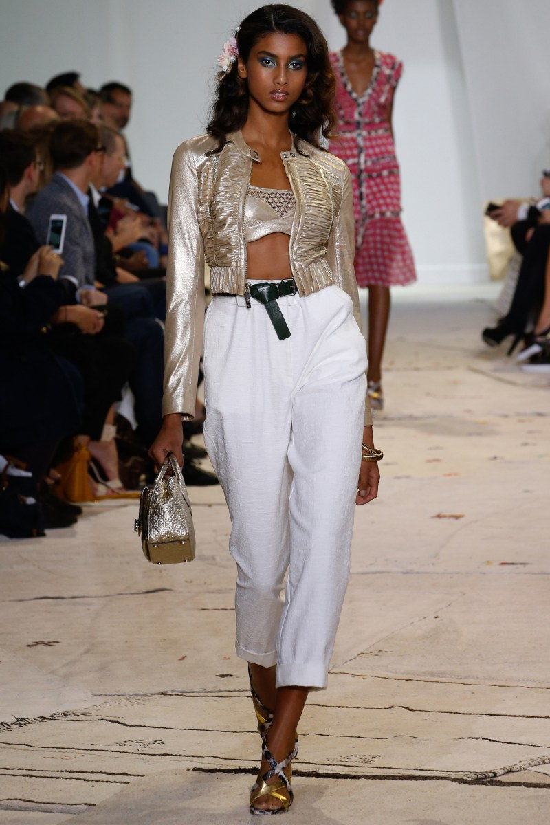 Diane von Furstenberg Ready To Wear SS 2016 NYFW (13)