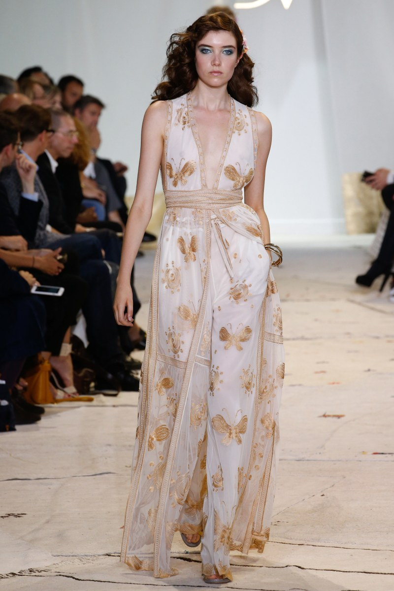 Diane von Furstenberg Ready To Wear SS 2016 NYFW (15)