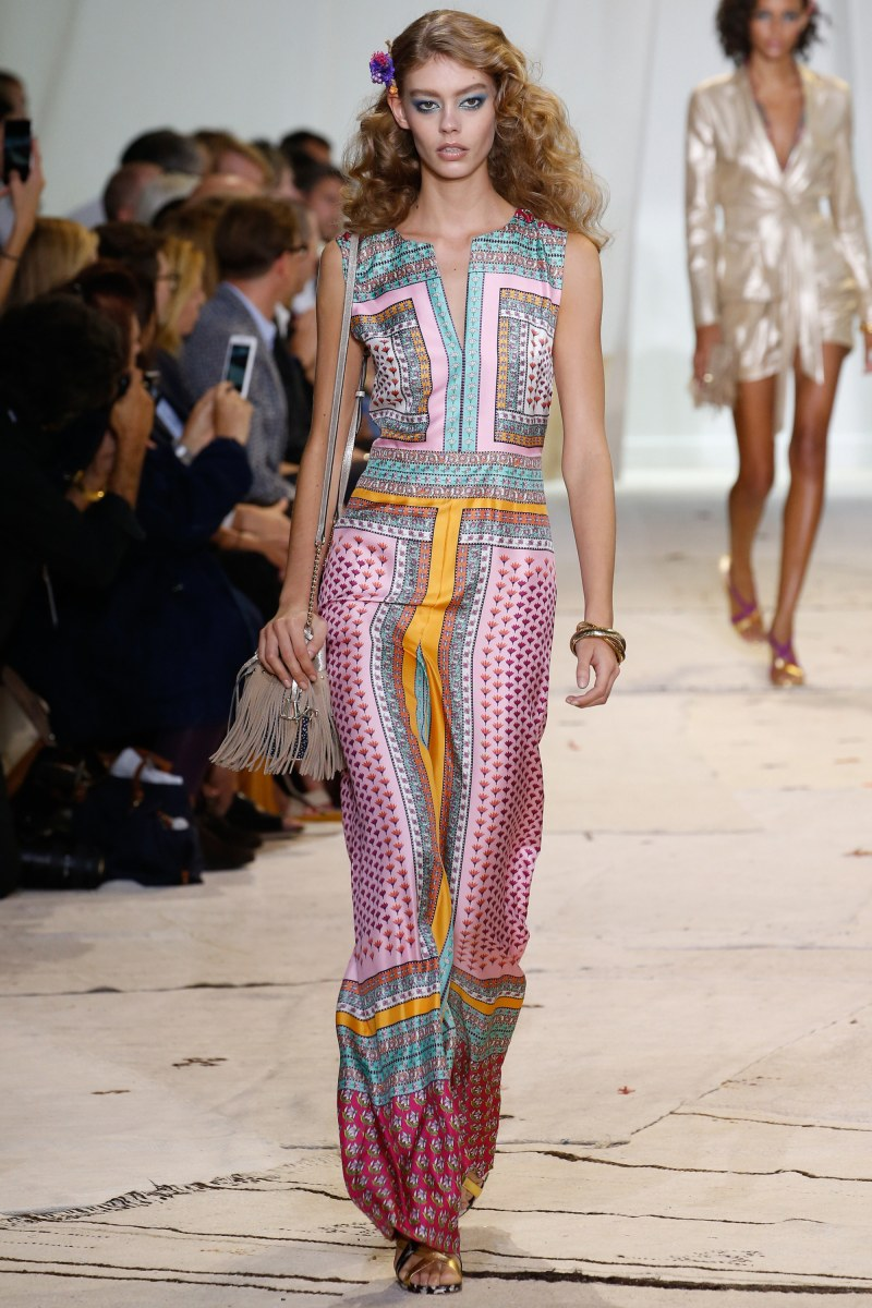 Diane von Furstenberg Ready To Wear SS 2016 NYFW (6)