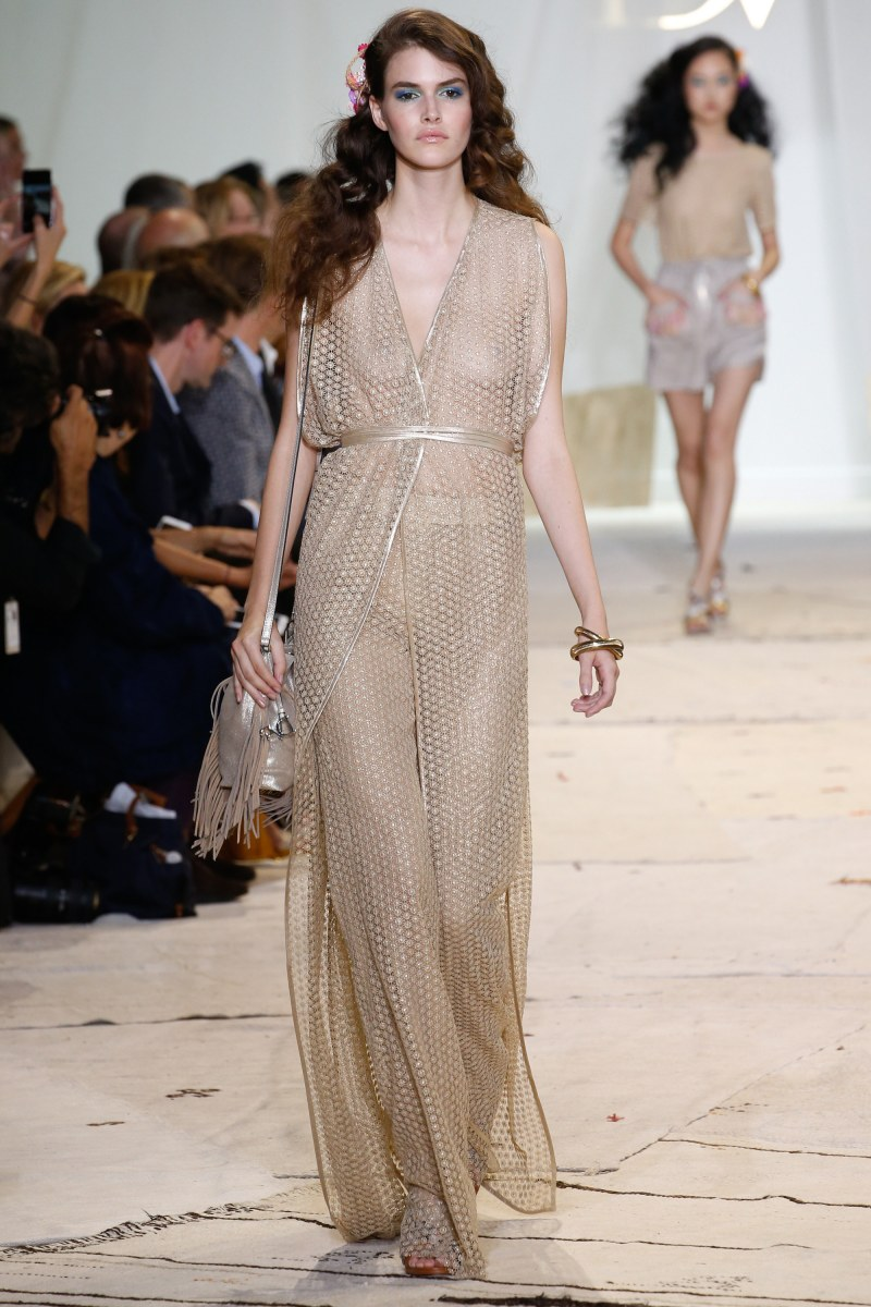 Diane von Furstenberg Ready To Wear SS 2016 NYFW (9)
