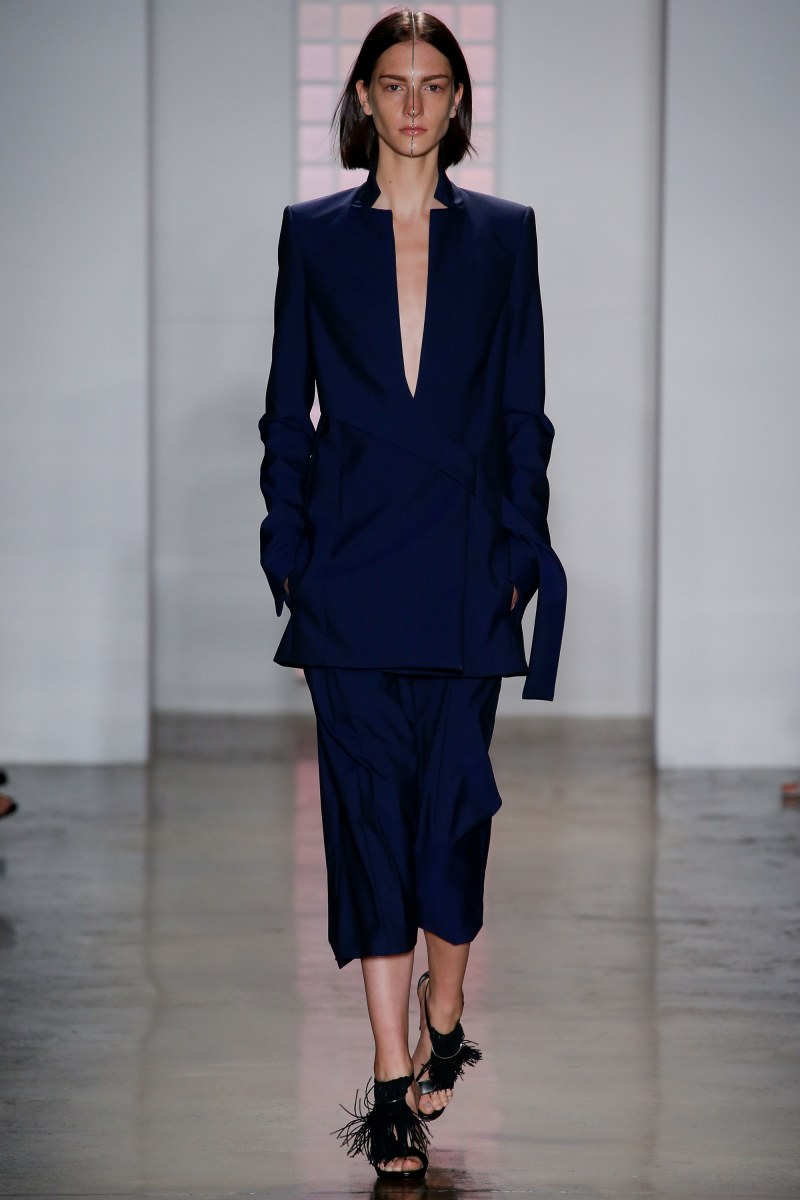 Dion Lee Ready To Wear SS 2016  NYFW (13)
