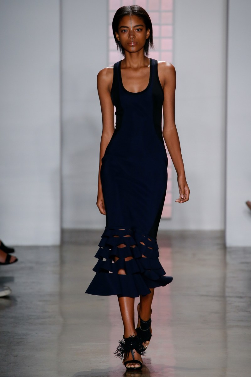 Dion Lee Ready To Wear SS 2016  NYFW (14)