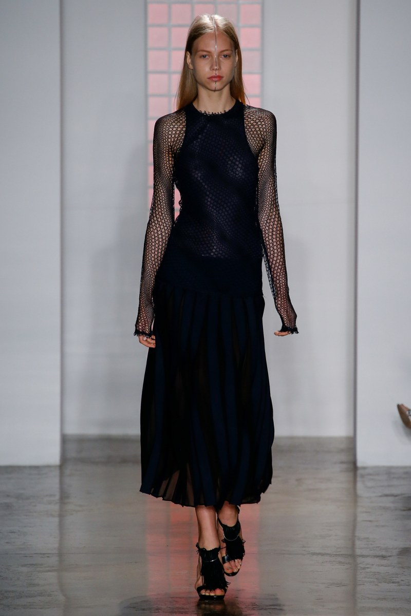 Dion Lee Ready To Wear SS 2016  NYFW (23)