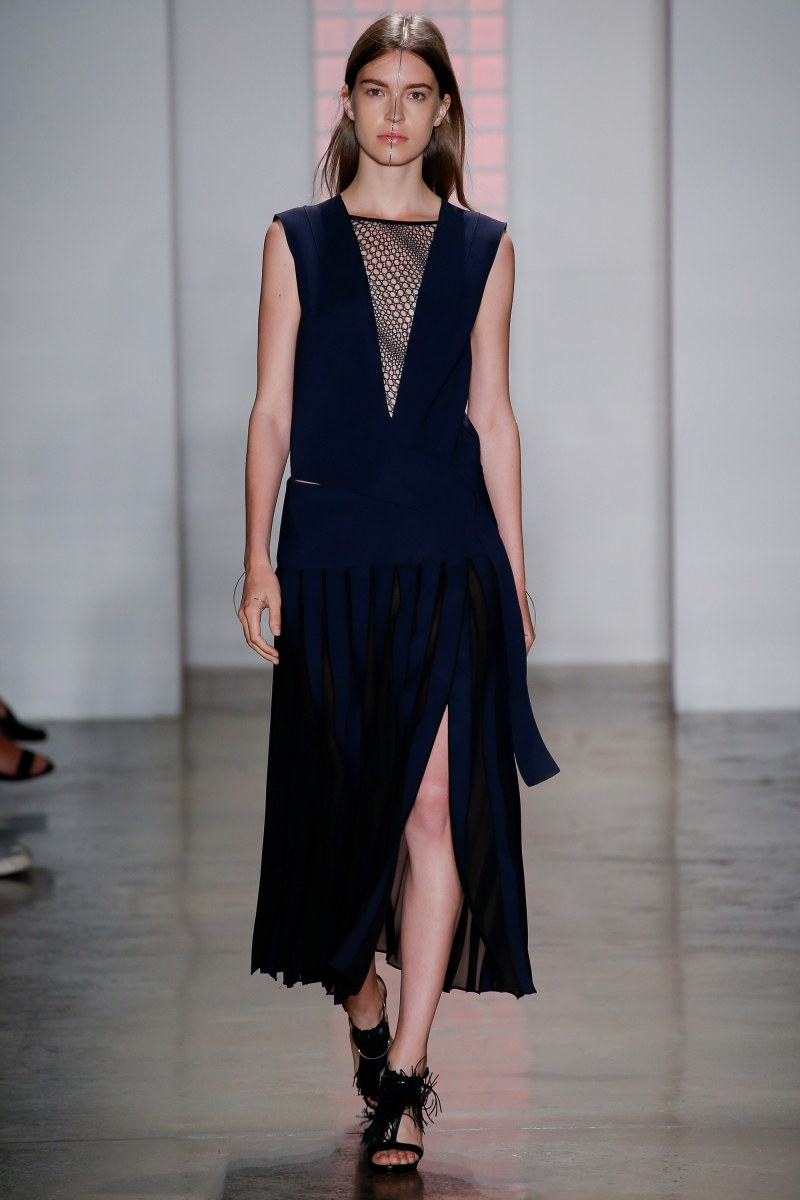 Dion Lee Ready To Wear SS 2016  NYFW (25)