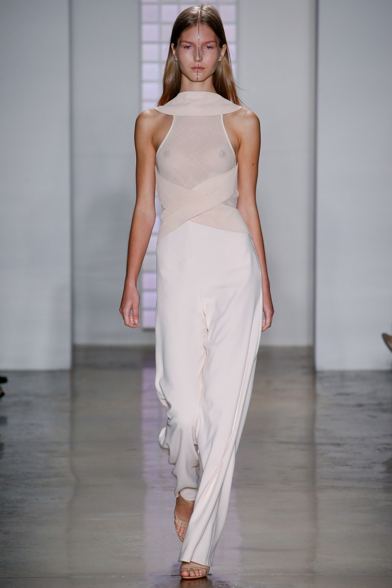 Dion Lee Ready To Wear SS 2016  NYFW (3)