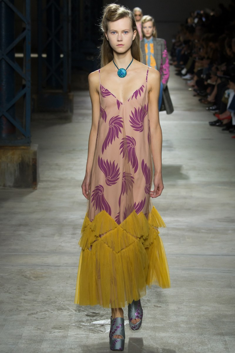 Dries Van Noten Ready To Wear SS 2016 PFW (13)