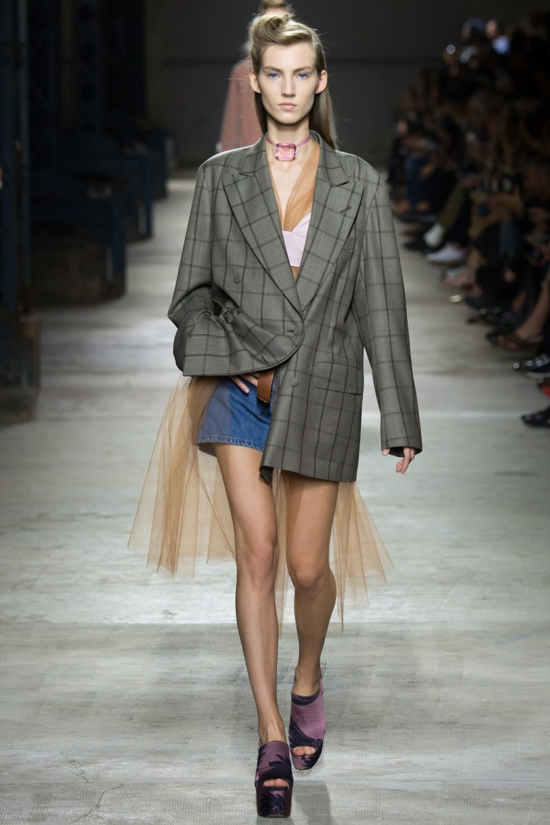Dries Van Noten Ready To Wear SS 2016 PFW (19)