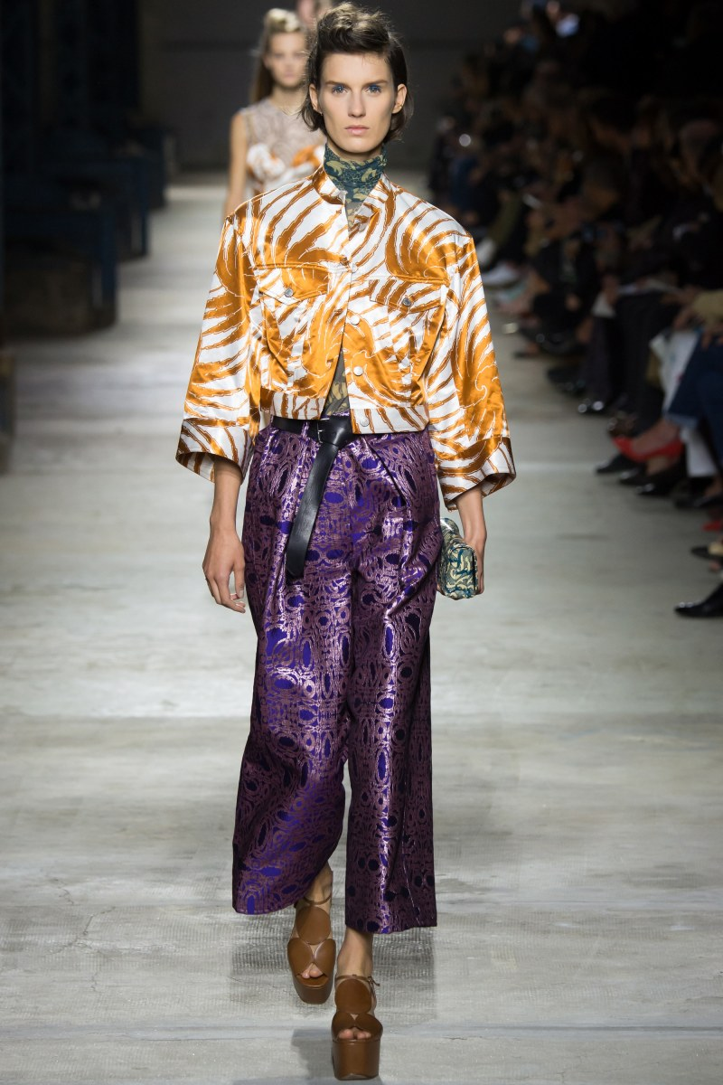 Dries Van Noten Ready To Wear SS 2016 PFW (30)