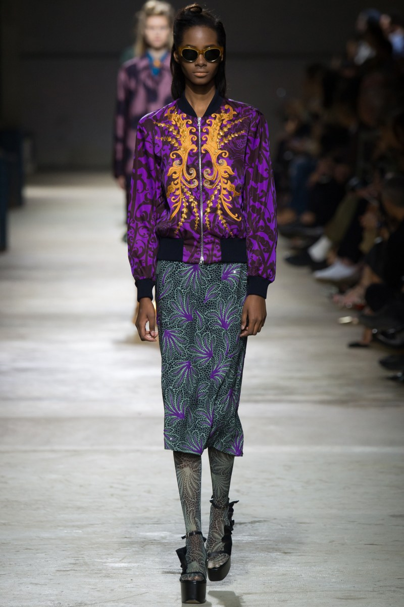Dries Van Noten Ready To Wear SS 2016 PFW (38)