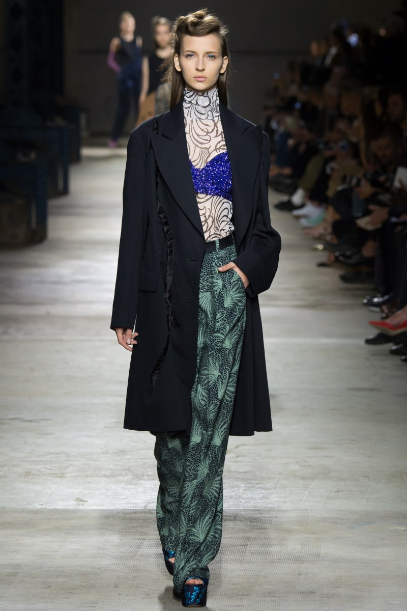 Dries Van Noten Ready To Wear SS 2016 PFW (48)
