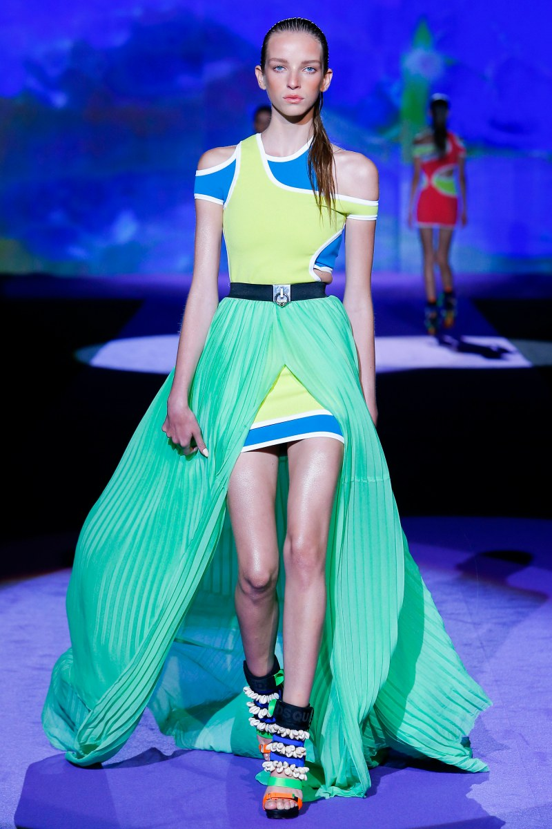 Dsquared2 Ready To Wear SS 2016 MFW (15)
