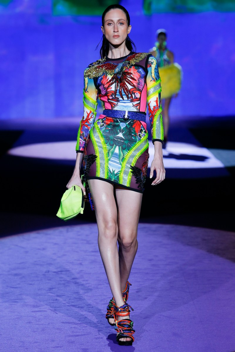 Dsquared2 Ready To Wear SS 2016 MFW (26)