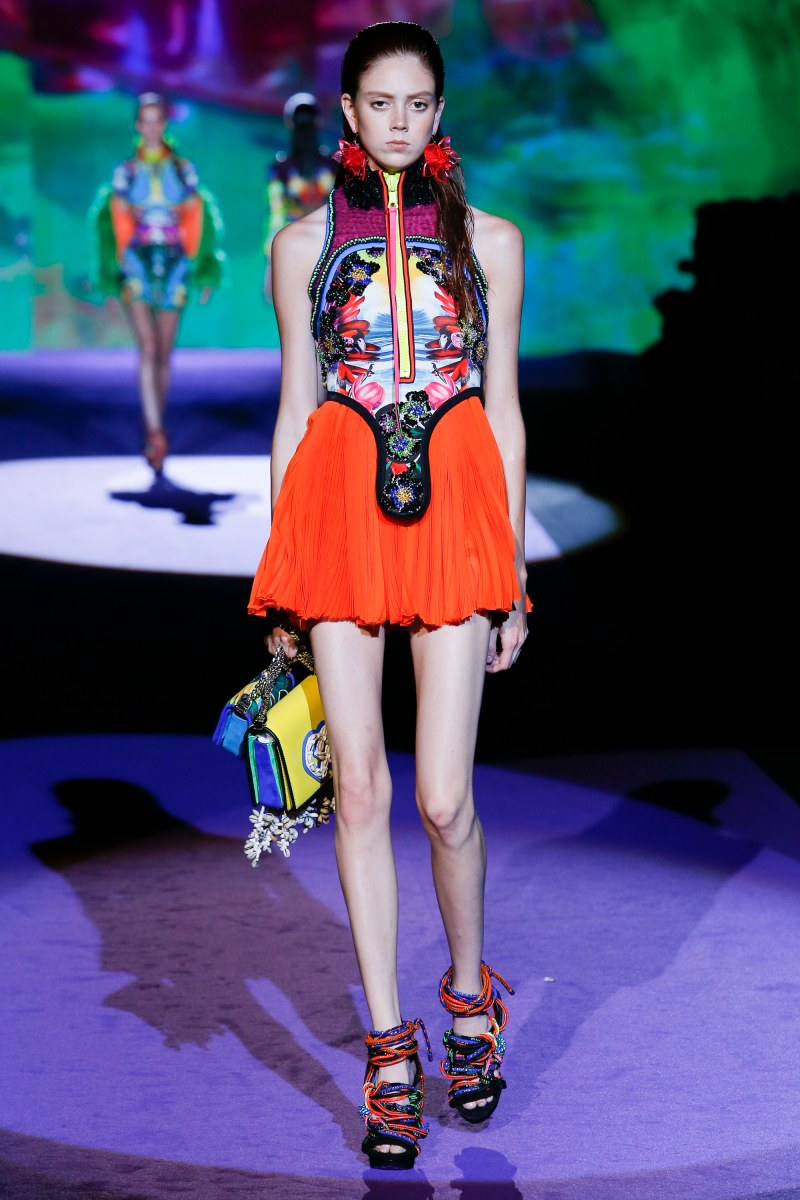 Dsquared2 Ready To Wear SS 2016 MFW (27)