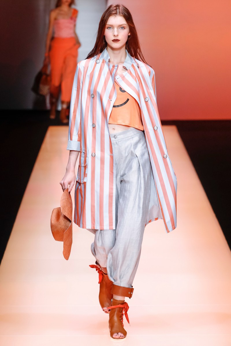 Emporio Armani Ready To Wear SS 2016 MFW (44)