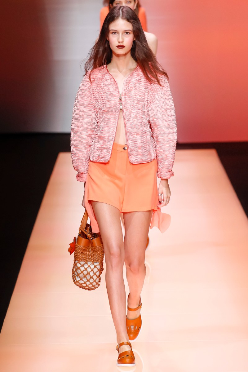 Emporio Armani Ready To Wear SS 2016 MFW (46)
