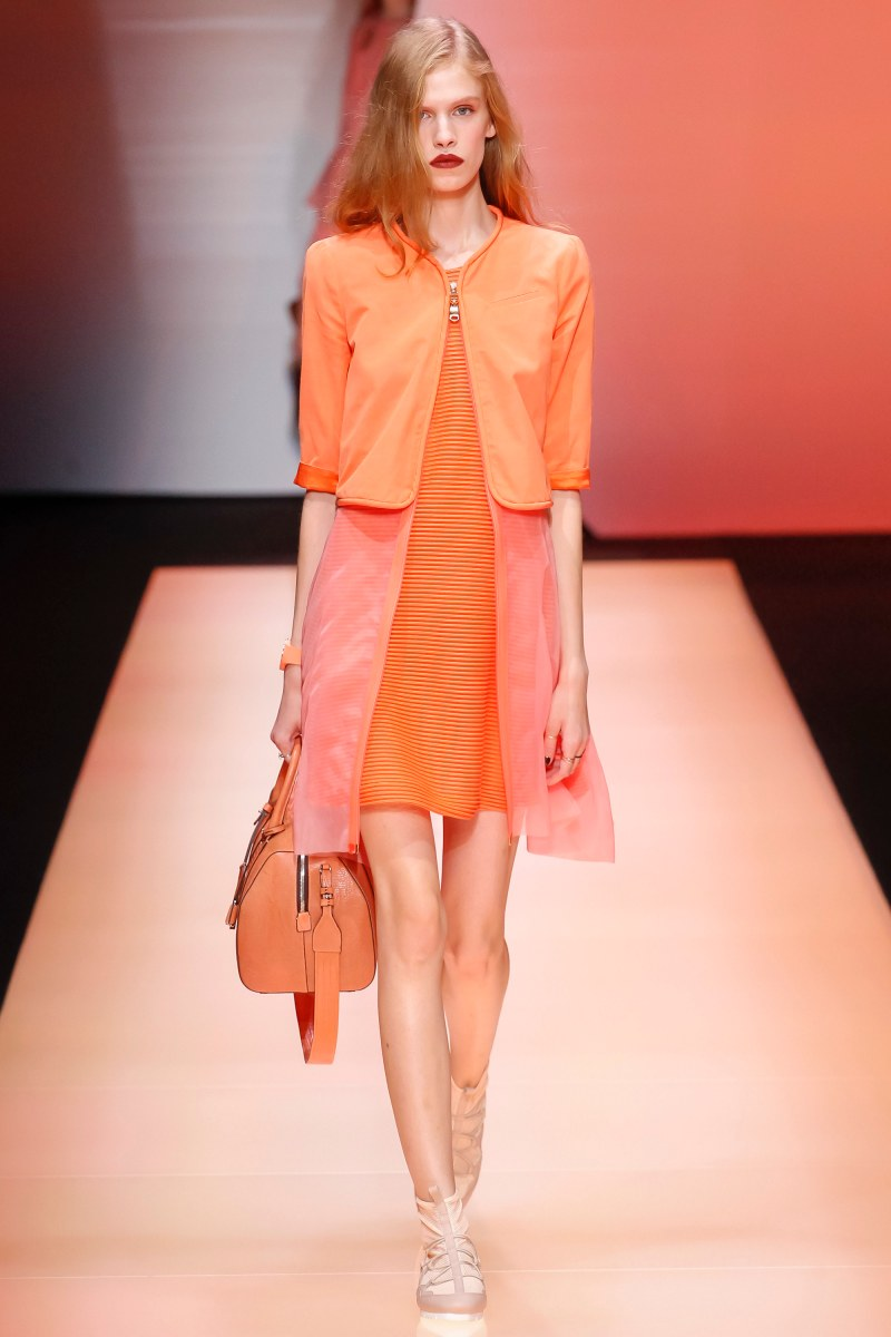 Emporio Armani Ready To Wear SS 2016 MFW (50)