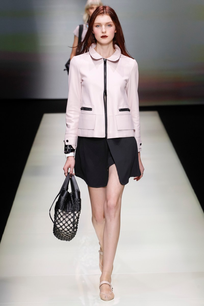 Emporio Armani Ready To Wear SS 2016 MFW (9)