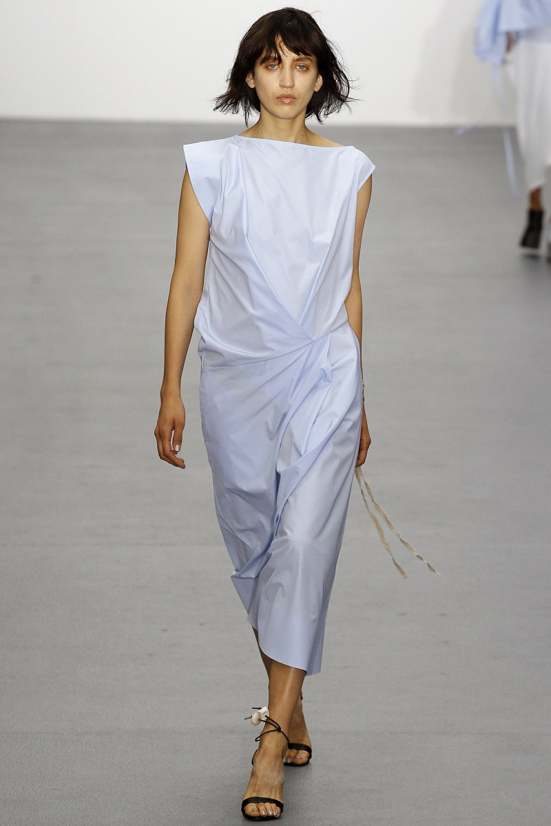 Eudon Choi Ready To Wear SS 2016 LFW (8)