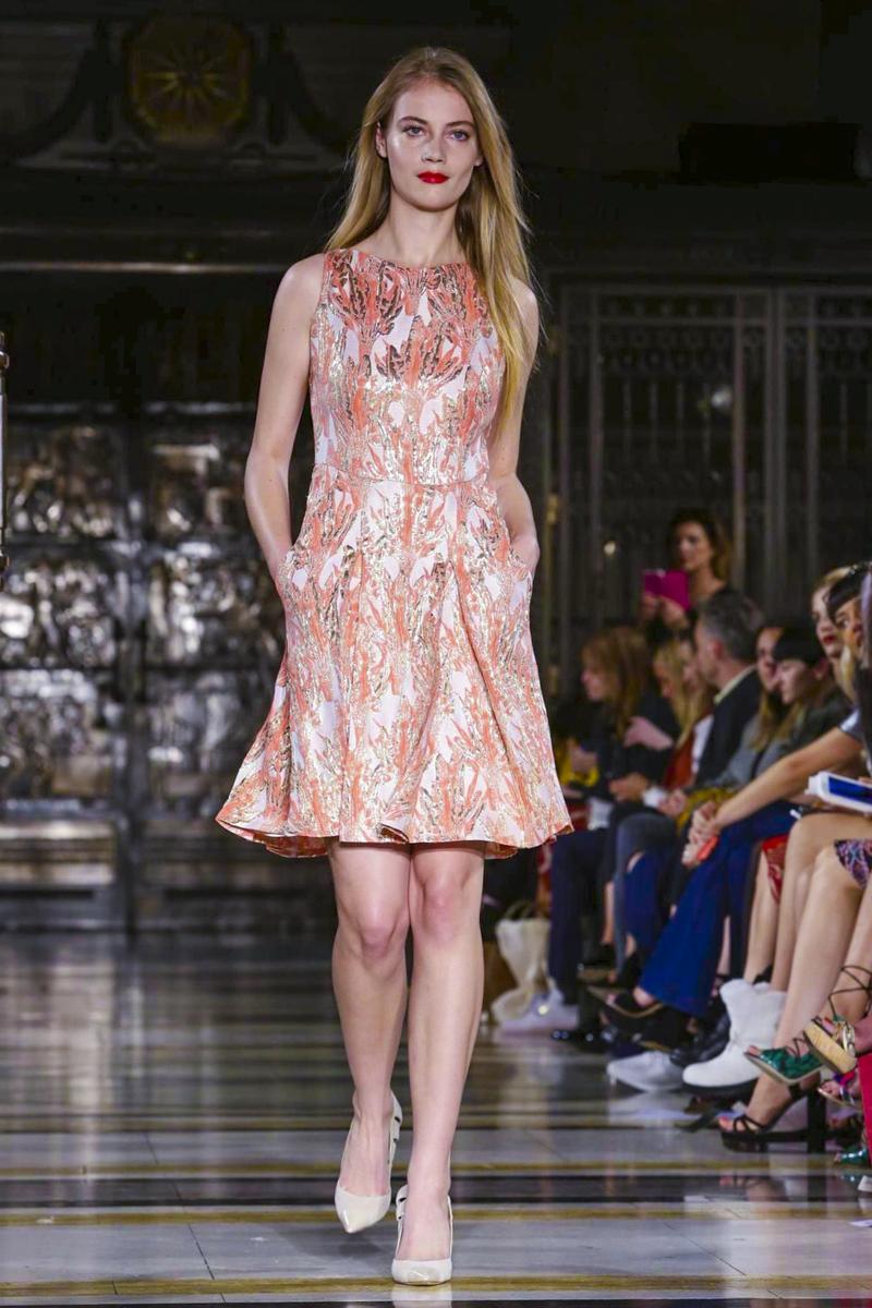 Felder Felder Fashion Show Ready to Wear Collection Spring Summer 2016 in London