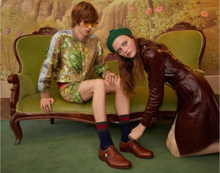GLEN LUCHFORD FOR GUCCI CRUISE 2016 (1)