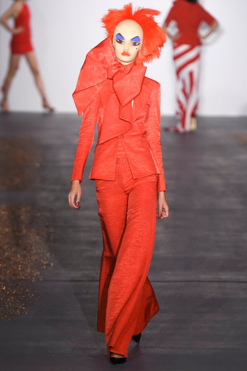 Gareth Pugh Ready To Wear SS 2016 LFW (6)